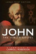 John the Jewish Gospel PDF