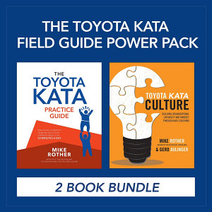 The Toyota Kata Field Guide Power Pack Book
