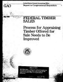 Federal Timber Sales