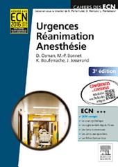 Urgences-Réanimation-Anesthésie: Édition 3