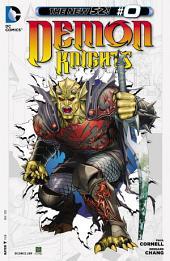 Demon Knights (2012-) #0