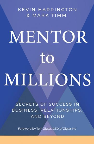 Download Mentor to Millions Book