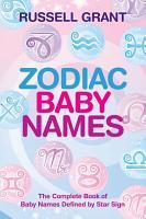 Zodiac Baby Names PDF