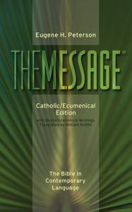 The Message Catholic/Ecumenical Edition Book