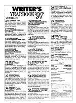 Writer's Yearbook