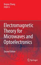 Electromagnetic Theory for Microwaves and Optoelectronics PDF