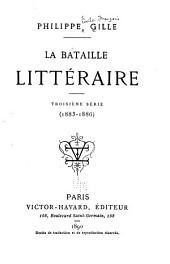 La bataille littéraire: Volume1