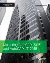 Mastering Autocad 2015 And Autocad Lt 2015 Book PDF