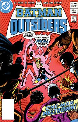 Batman and the Outsiders  1983    4