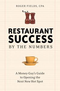 Restaurant Success by the Numbers Book