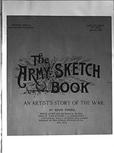 The Army Sketch Book PDF