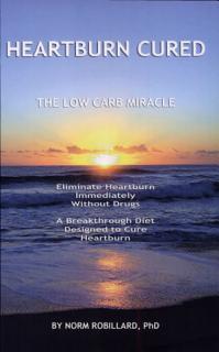 Heartburn Cured Book