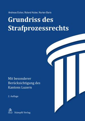 Grundriss des Strafprozessrechts PDF