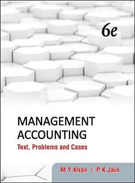 Management Accounting   Text  Problems and Cases PDF