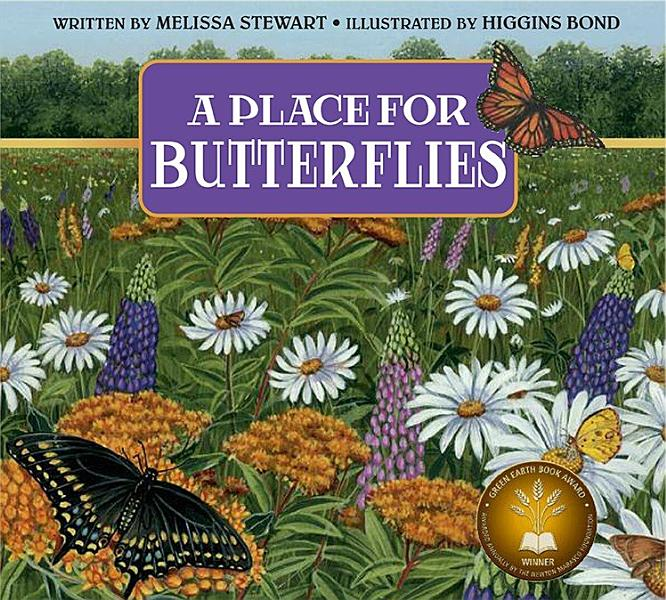 Download A Place for Butterflies Book