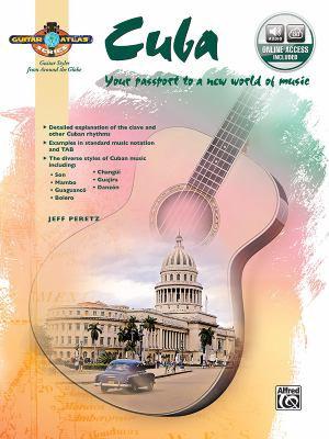 Guitar Atlas Cuba
