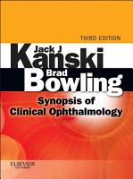 Synopsis of Clinical Ophthalmology E Book PDF