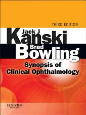 Synopsis of Clinical Ophthalmology E-Book: Edition 3