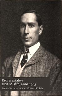 Representative Men of Ohio  1900 1903 PDF