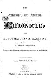 The Commercial and Financial Chronicle PDF