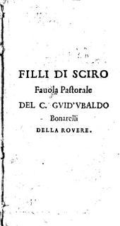 Opere del co. Guid'Ubaldo Bonarelli Della Rovere. All'emin.mo e rev.mo sig. card. Antonio Barberini