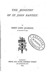 The Ministry of St. John Baptist