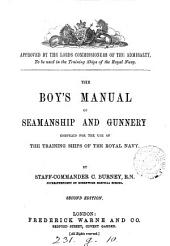 The boy's manual of seamanship and gunnery