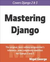 Mastering Django PDF