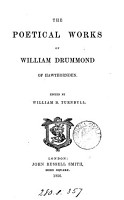 the poetical works of william drummond of hawthornden PDF