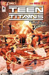 Teen Titans (2011-) #5
