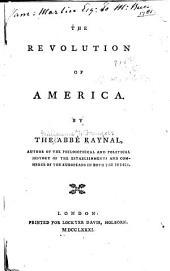 The revolution of America