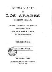 Poesía y arte de los árabes en España y Sicilia, 2