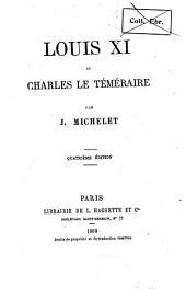 Louis XI et Charles le téméraire