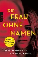 Die Frau ohne Namen PDF