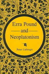 Ezra Pound and Neoplatonism