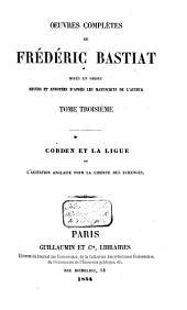Œuvres complètes de Frédéric Bastiat