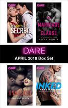 Harlequin Dare April 2018 Box Set PDF