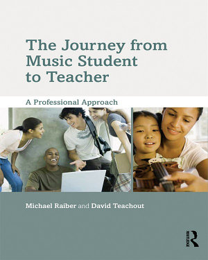 The Journey from Music Student to Teacher