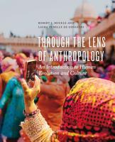 Through the Lens of Anthropology PDF