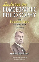Lectures on Homoeopathic Philosophy with Word Index (7 Vols. Set)