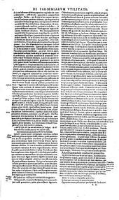 Adagiorum chiliades iuxta locos communes digestae