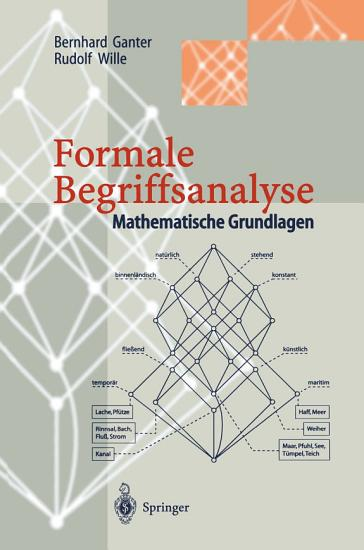 Formale Begriffsanalyse PDF
