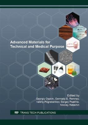 Advanced Materials for Technical and Medical Purpose PDF