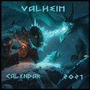 Valheim Calendar 2021