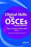 Clinical Skills for OSCEs PDF