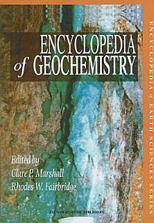 Encyclopedia of Geochemistry Book