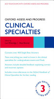 Oxford Assess and Progress  Clinical Specialties PDF