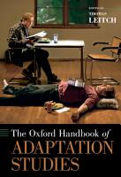 The Oxford Handbook of Adaptation Studies PDF