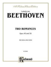 Two Romances, Op. 40, 50