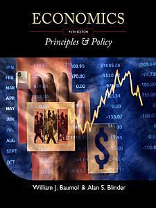 Economics  Principles and Policy Book
